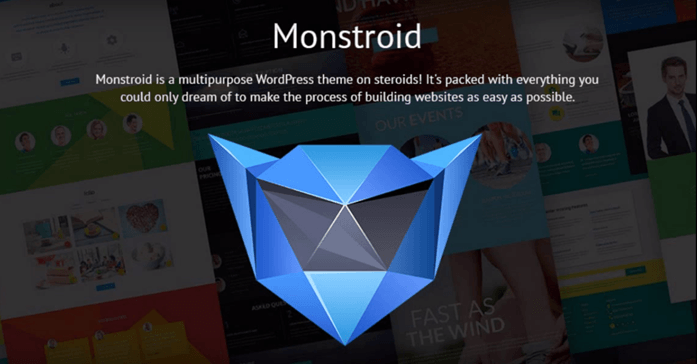 Monstroid Theme Review