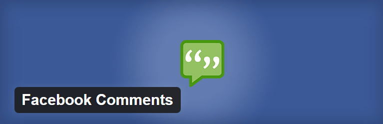 Facebook Comments — WordPress Plugins