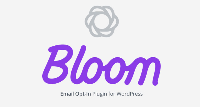 Bloom Email Plugin