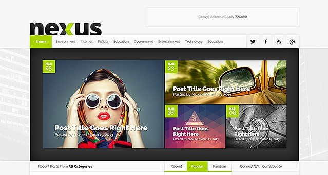 elegant themes nexus review